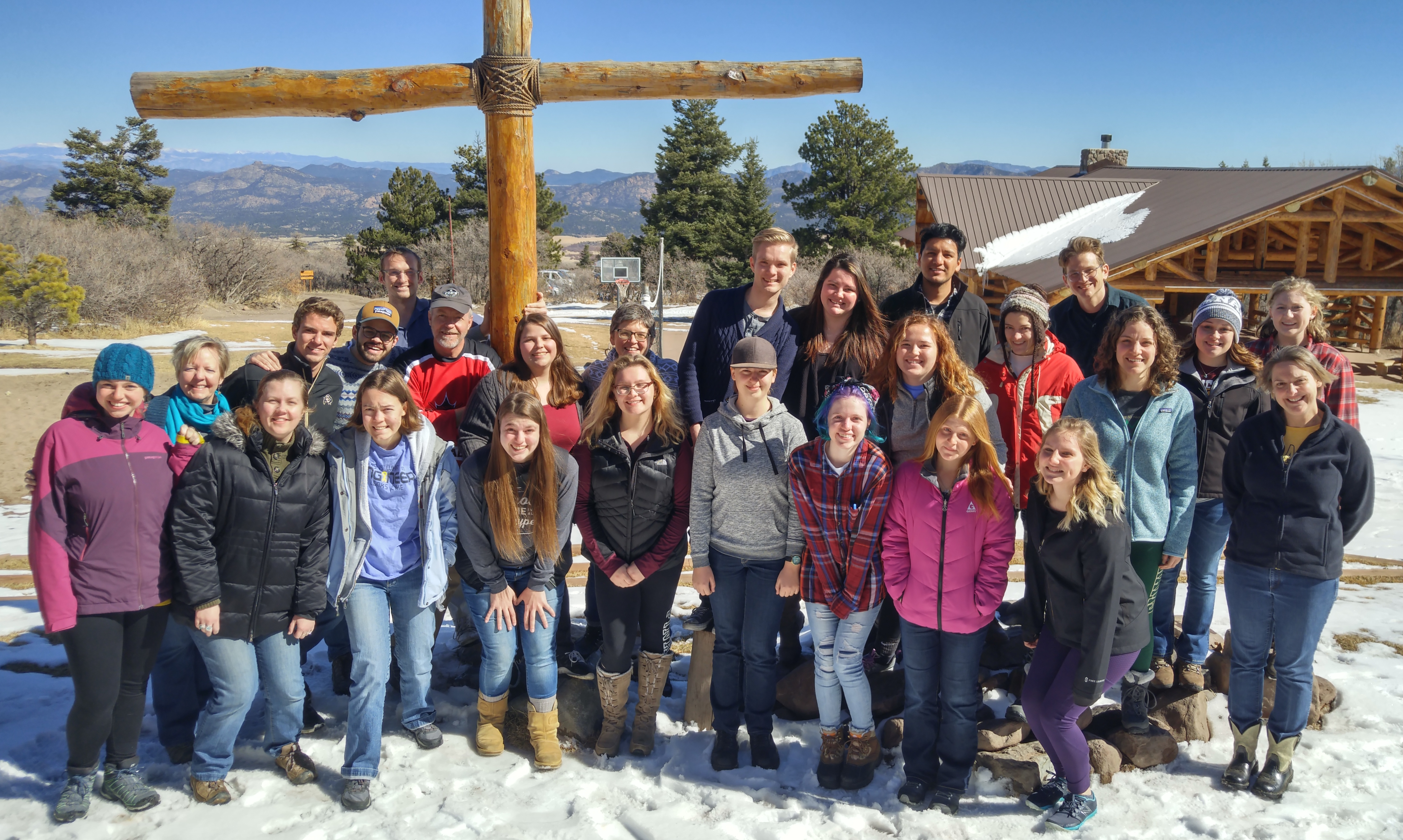 Winter Retreat 2018