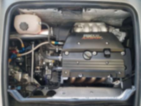 Essex Autosport Honda conversion
