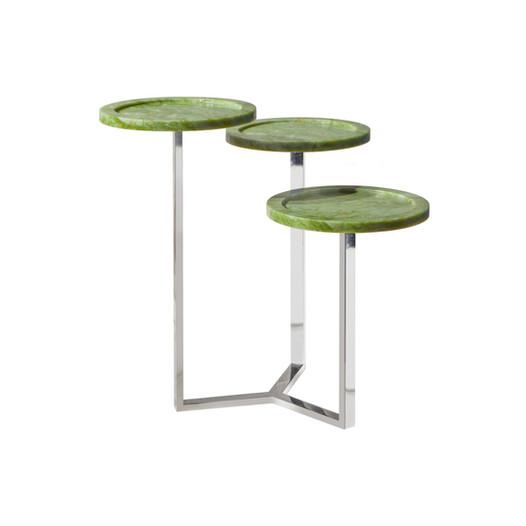 Lotus Side Table