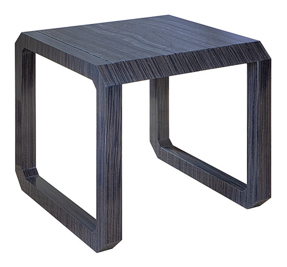 Dice Side Table