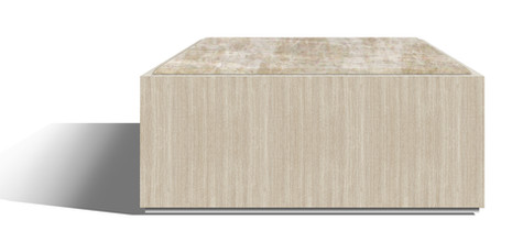 Caisse Coffee Table