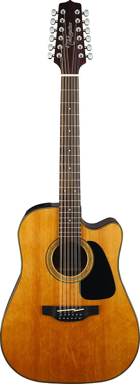 GD30CE-12 Takamine Natural And Black