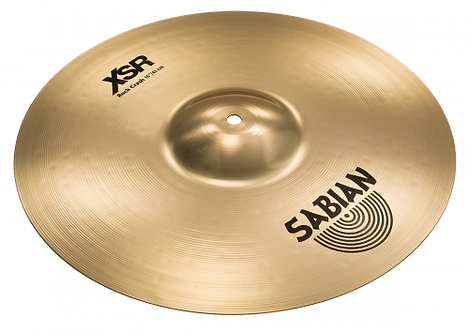 "SABIAN XSR1609B 16"" XSR ROCK CRASH"