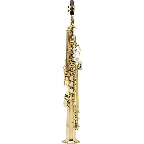 Rosseti Soprano Straight Saxophone Outfit