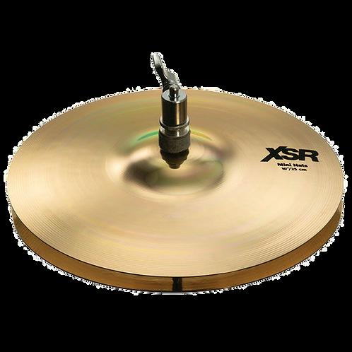 XSR1031B Sabian Mini Hi-Hats Cymbals