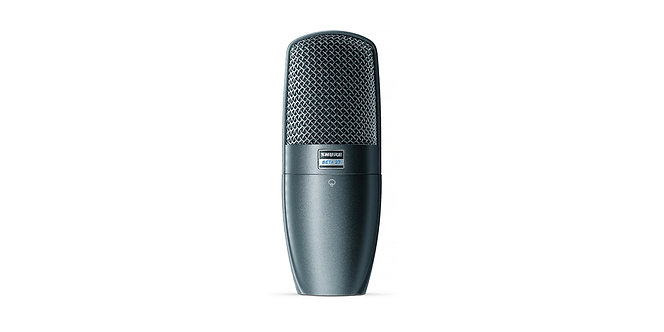 Shure Beta 27 Large-diaphragm Condenser Microphone