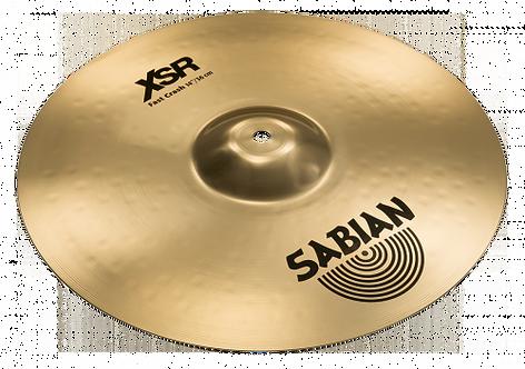 """SABIAN XSR1407B 14"""" XSR FAST CRASH"""