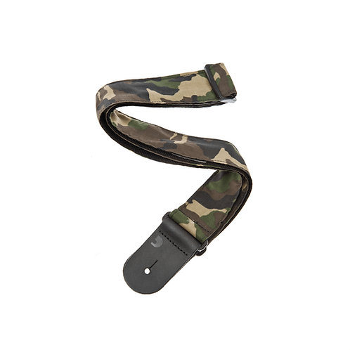Planet Waves 50G04 50mm Woven Guitar Strap – Camouflage