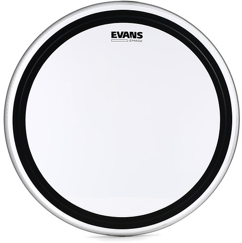 BD22EMAD2 Bass Drum Head 22""