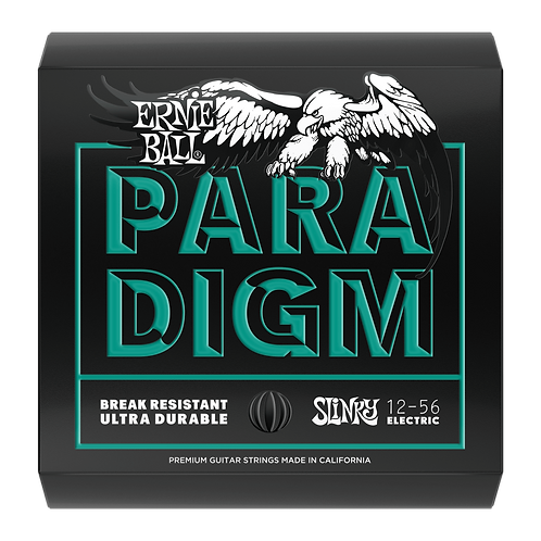 P02026 NOT EVEN SLINKY PARADIGM ELECTRIC GUITAR STRINGS