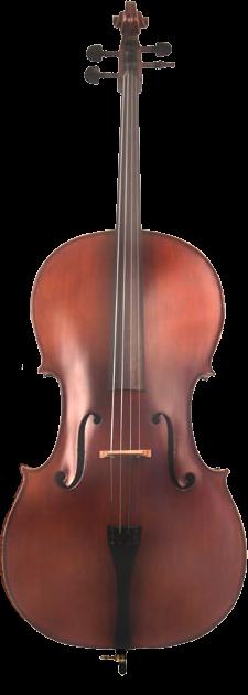 SofiaMari 320E 4/4 Cello Outfit