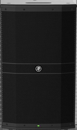 "Mackie DRM212 1600W 12"" PROFESSIONAL POWERED LOUDSPEAKER"