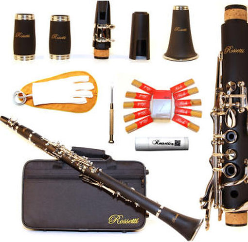 Rossetti Clarinet Outfit