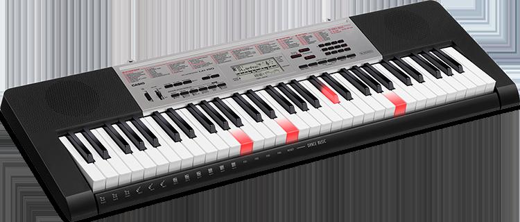 LK190 Casio 61 lighted keys Keyboard