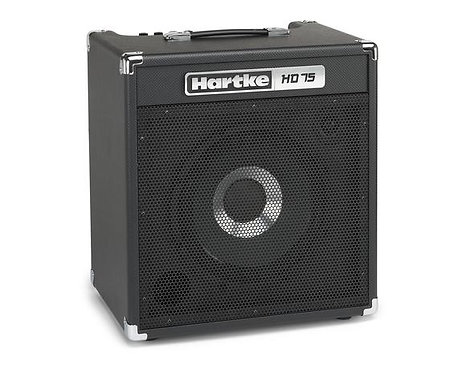 HMHD75 75 Watts Hartke Bass Amplifier