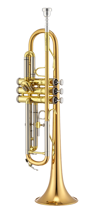 JTR700R JUPITER Trumpet with Rose Brass Bell