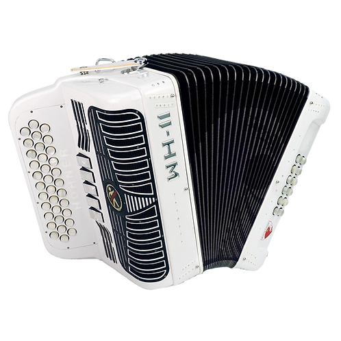 Hohner Anacleto Whitehawk WH II S 5-Switch Series