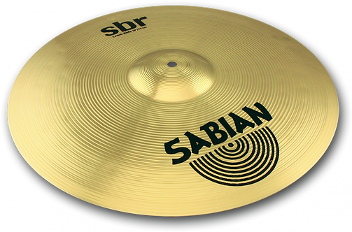 "SABIAN SBR1811 18"" SBR CRASH RIDE"