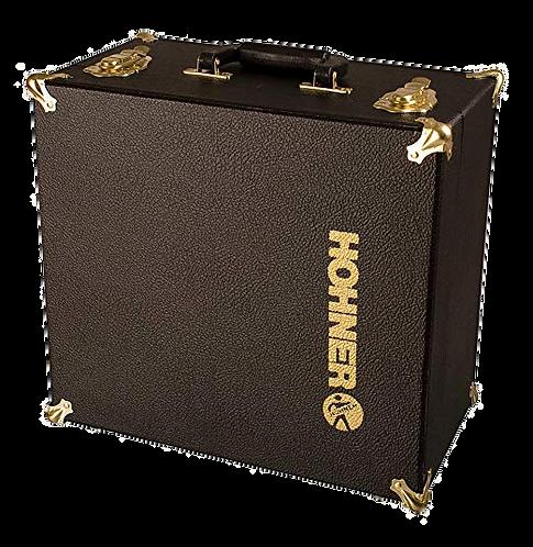 HOHNER 10XD Deluxe Case Fits Models 1622, 2815, 30007 Corona III Accordions