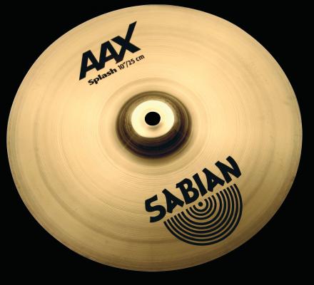 "SABIAN 21005X 10"" AAX SPLASH"