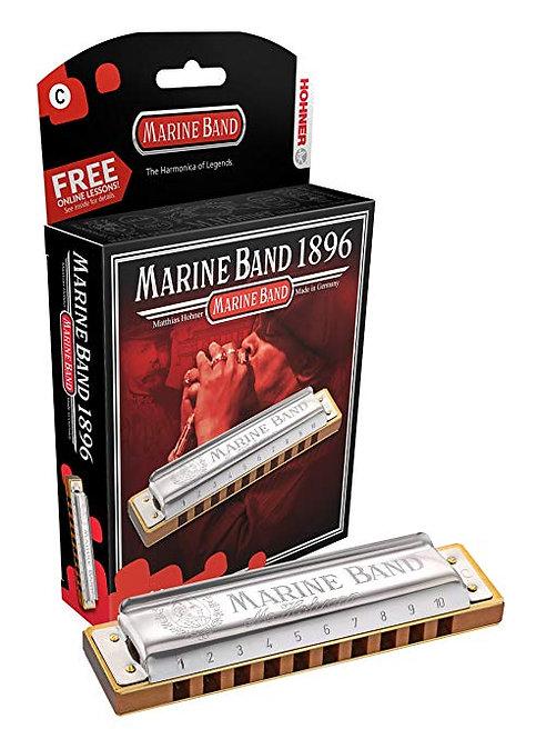 HOHNER Marine band 1896 Harmonica Minor