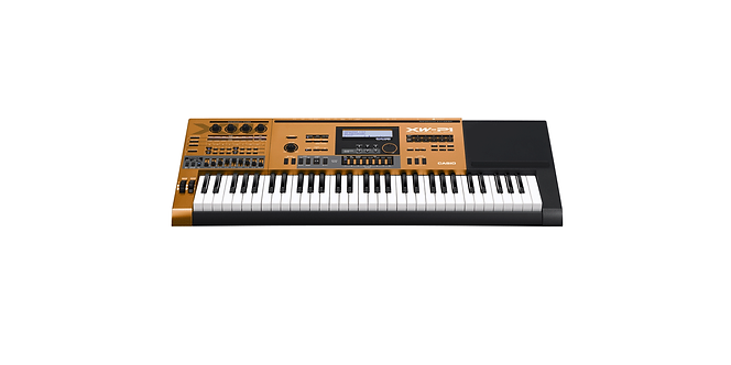 XW-P1 Casio Synthesizer