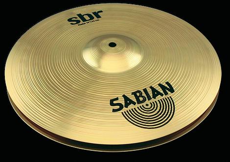 """SABIAN SBR1402 14"""" SBR HATS"""