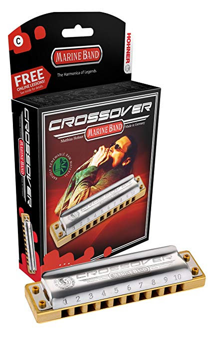 HOHNER Crossover Harmonica