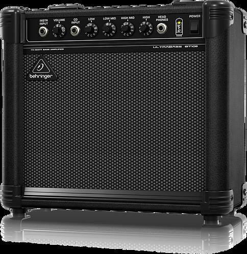 BEHRINGER ULTRABASS BT108 Bass Amplifier