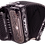 Thumbnail: Cantabella Rey II Accordion 6 Registers Black Gloss Two Tone