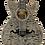 Thumbnail: Pasaye Bajo Quinto Maple Flameado 2 w/ SKB-18 Hard Case