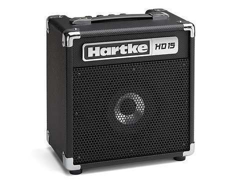 HMHD15 15 Watts Hartke Bass Amplifier