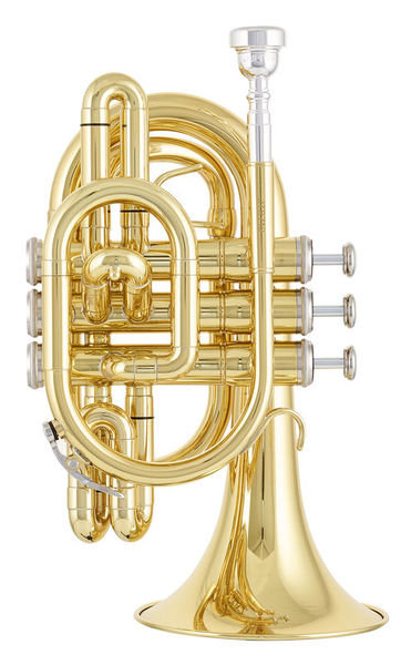 Rossetti Pocket Trumpet Outfit