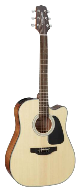 GD30CE Takamine Natural And Black