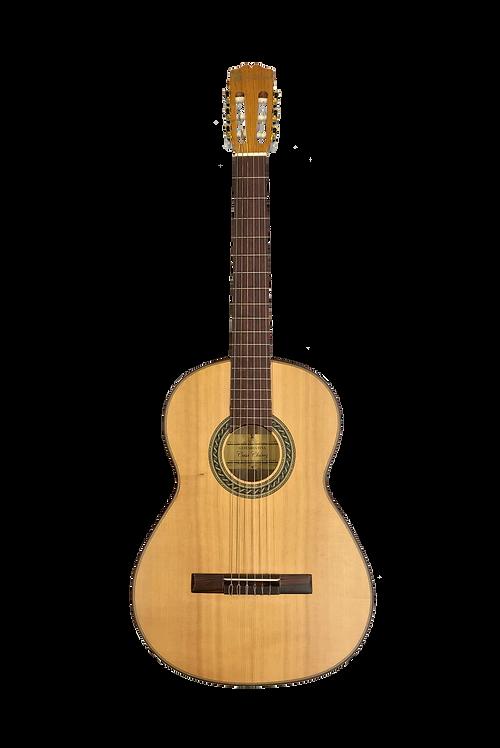 Casa Chavez Guitarra de Nogal w/case Handmade