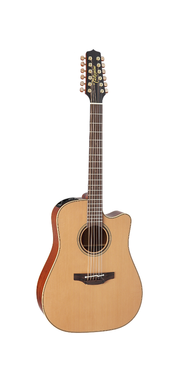 P3DC-12 Takamine Acoustic Guitar 12-String