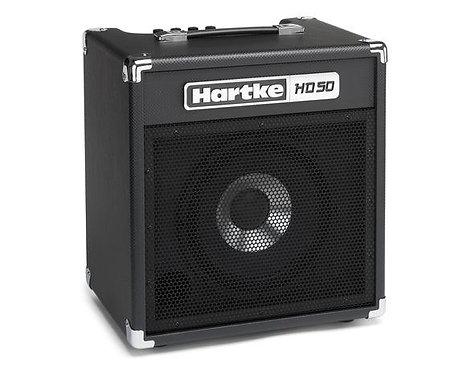 HMHD50 50 Watts Hartke Bass Amplifier