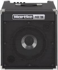 Hartke Hd75 bass amplifier