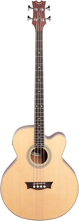 EABC 5-String Cutaway Acoustic-Electric Bass Dean