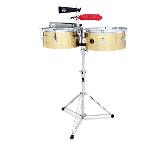"LP257-B LP® TITO PUENTE 14"" AND 15"" TIMBALES"