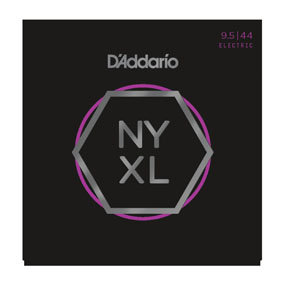 D'ADDARIO Electric Guitar NYXL09544 Nickel Wound, Super Light Plus, 9.5-44