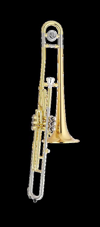 JTB720VR JUPITER Valve Trombone W/ Rose Brass Bell