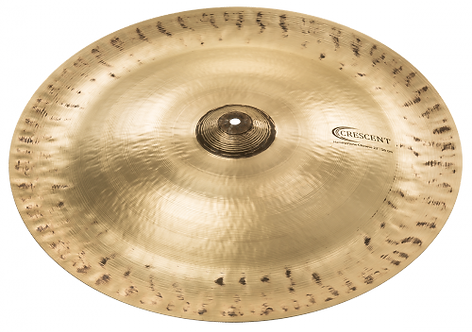 "SABIAN H22CH CRESCENT 22"" HAMMERTONE CHINESE"