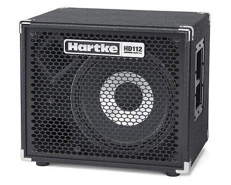 HyDrive HD112 500 Watts Hartke Bass Amplifier
