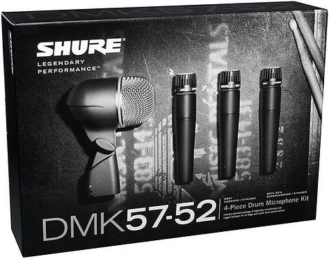 Shure DMK57-52 Drum Kit