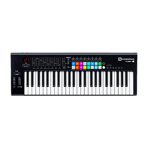 Novation Launchkey 49 Mk3 49-key Keyboard Controller