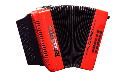 ROSSETTI VALENTINO ACCORDION