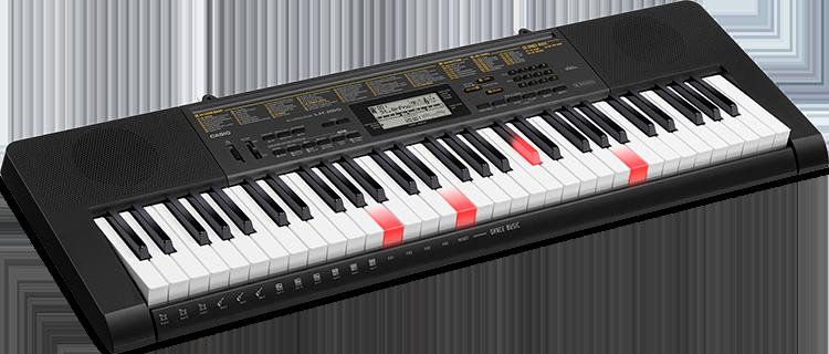 LK-265 Casio Dance Music Mode-61 lighted touch responsive keys