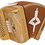 Thumbnail: Hohner Anacleto Rey Del Norte III Compact Holographic Gold