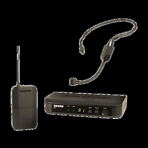 Shure BLX14/PGA31 Headset Wireless System